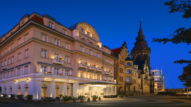 Hotel Leipzig Nahe Hauptbahnhof