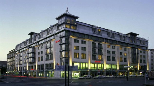 Hotels Nahe Leipzig Hauptbahnhof